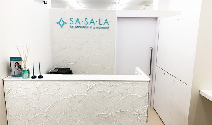 SASALA 大宮店の店舗情報