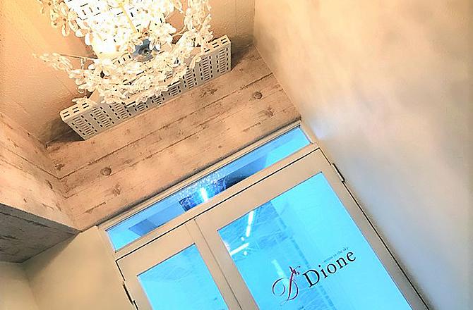 Dione 神戸元町トアロード店の店舗詳細