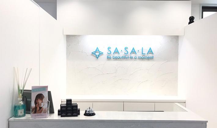 SASALA 横浜西口店の店舗情報