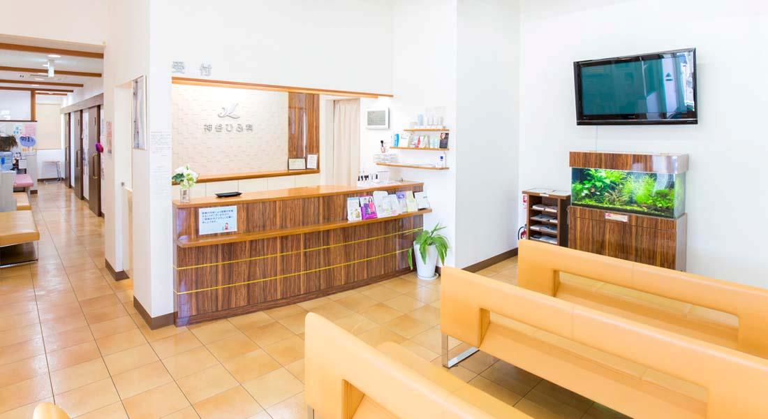 神谷ひふ科の店舗情報